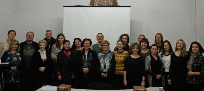 Викладачі кафедри взяли участь у міжнародному навчально-практичному семінарі