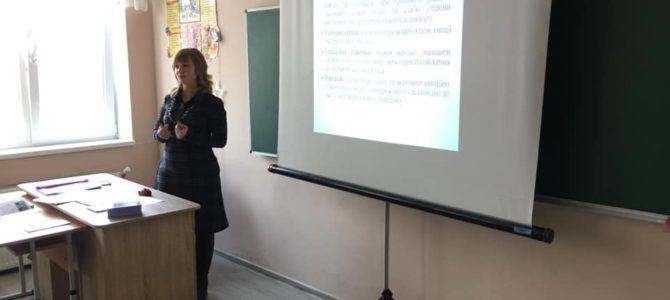 Лекція для вчителів «Емоційний інтелект та емпатія в сучасній школі»